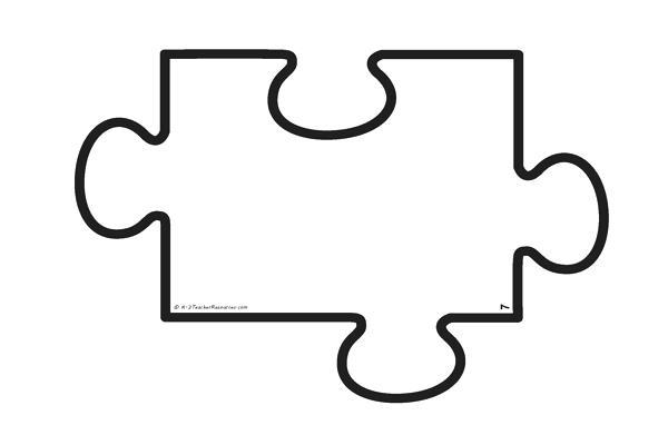 Puzzle Piece Clipart Free Free Download Best Puzzle
