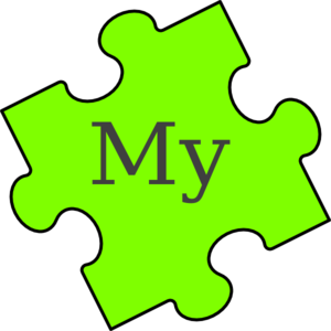 300x300 Puzzle Piece My Clip Art