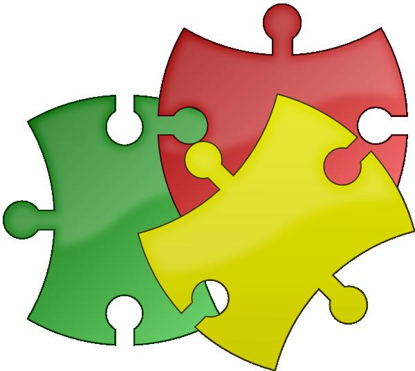 600x536 Puzzle Piece Clip Art
