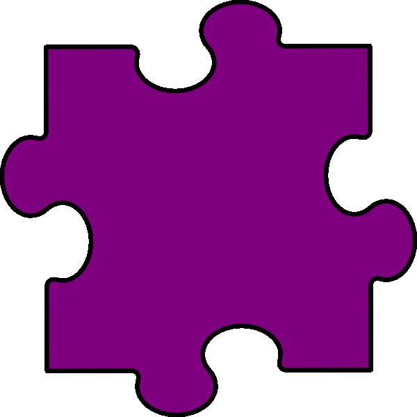600x600 Puzzle Pieces Clip Art
