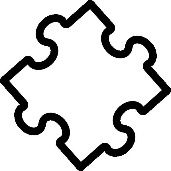 600x600 Jt Puzzle Piece 8 Clip Art