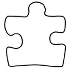 250x250 Autism Puzzle Piece Clip Art
