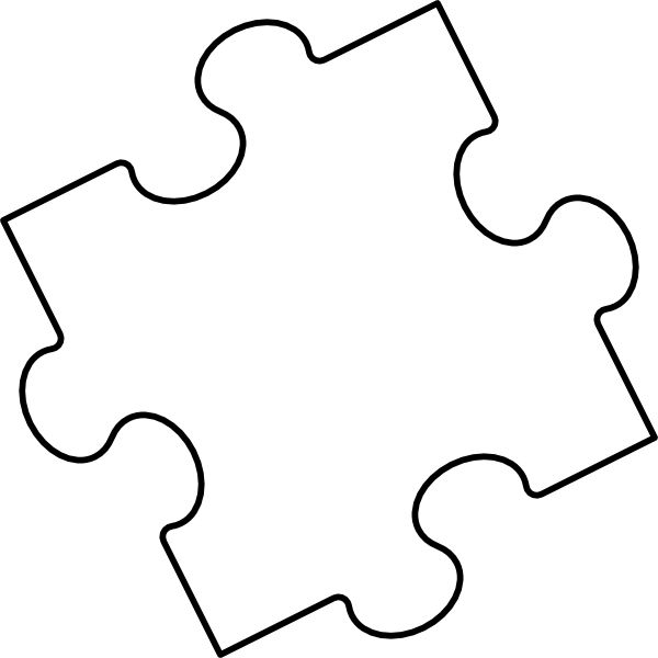 600x600 Best 25 Puzzle Piece Template Ideas Puzzel Games