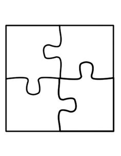 236x305 Blank Clipart Jigsaw Puzzle Shape