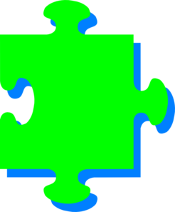 Puzzle Pieces Clipart