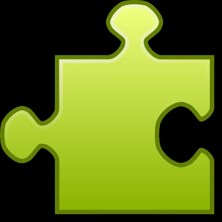 773x773 Puzzle Piece Puzzle Clip Art Image