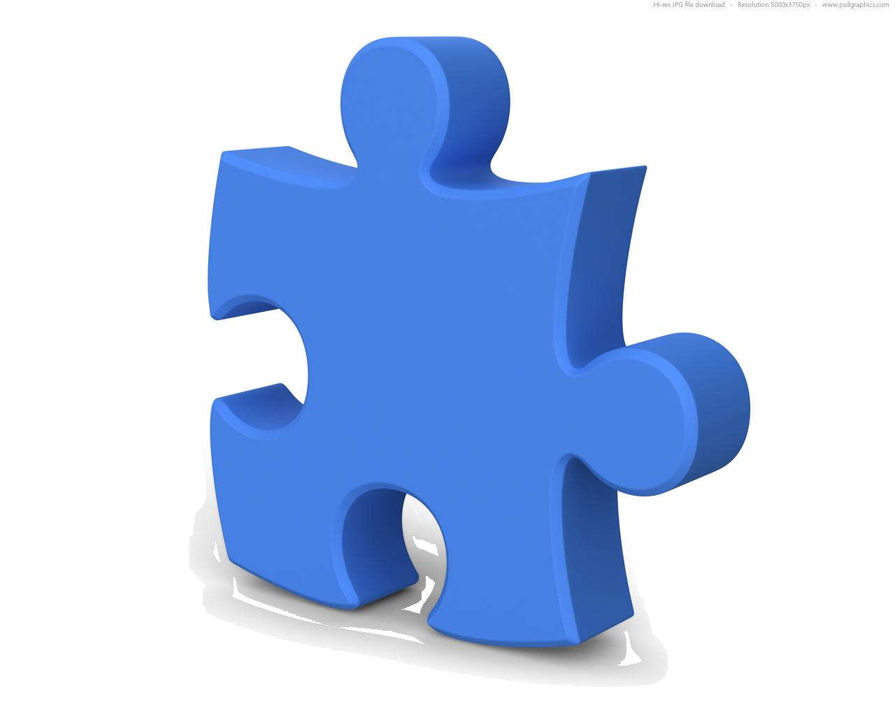 1280x1024 Puzzle Piece Vector