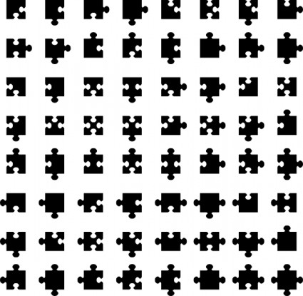 425x415 Jigsaw Pieces Clip Art Vector Clip Art