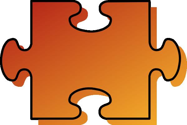 600x402 Puzzle Clipart Peices