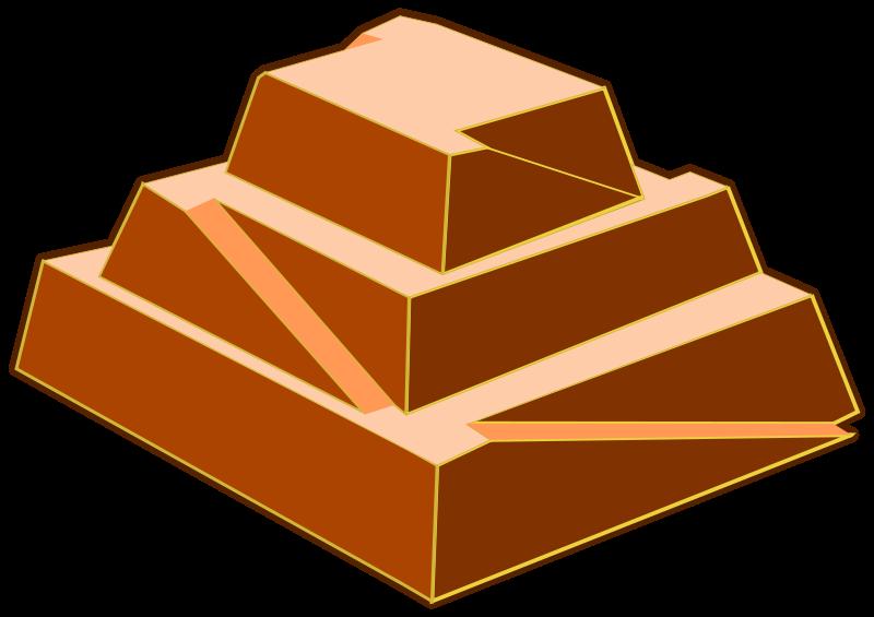 800x565 Free Clipart Pyramid Guseinstein