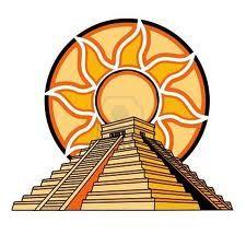 225x225 Mayan Pyramid Clip Art Cliparts