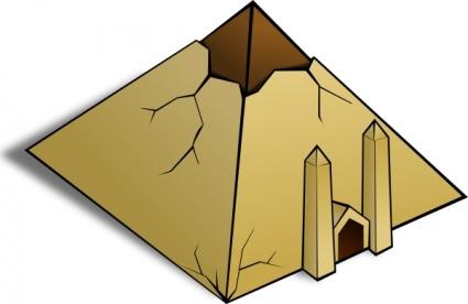 425x276 Pyramid Vector