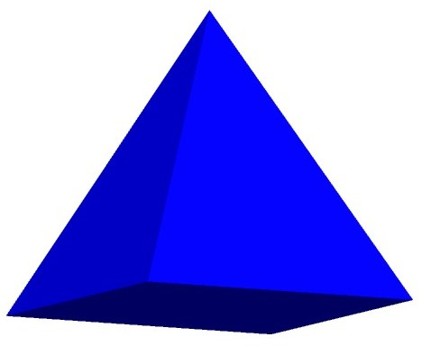 468x384 Pyramid Clipart 3d Pyramid