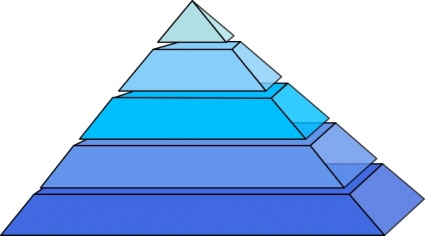 425x236 Pyramid Clipart Graphic