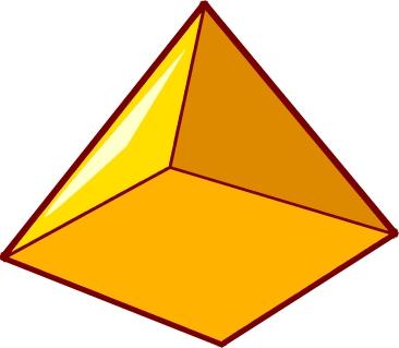 366x319 Pyramid Clipart Piramid