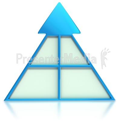 400x400 Sectional Arrow Pyramid