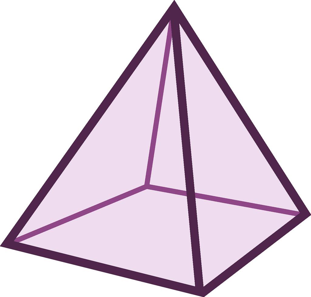 1024x979 Square Pyramid Cliparts 262218