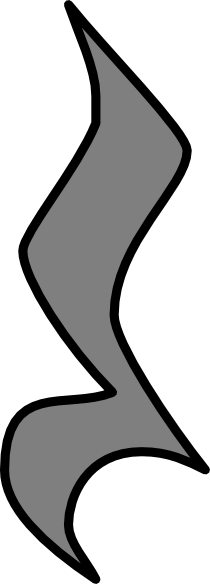 210x584 Quarter Rest Clip Art