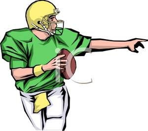 Quarterback Clipart Free Download Best Quarterback Clipart On