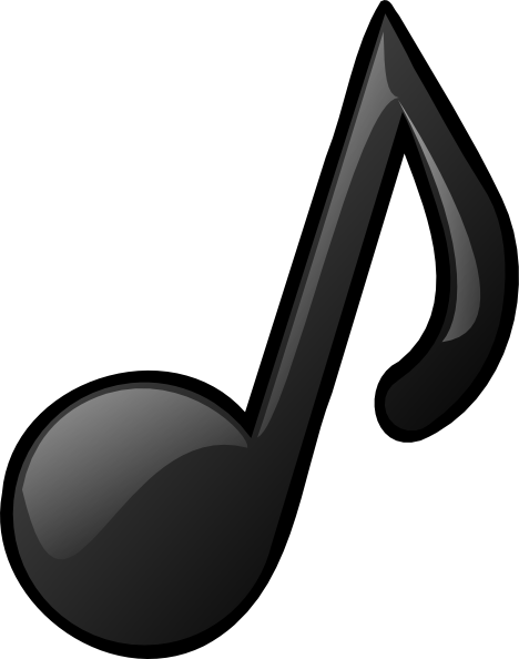 468x594 Music Notes Clipart Muisic