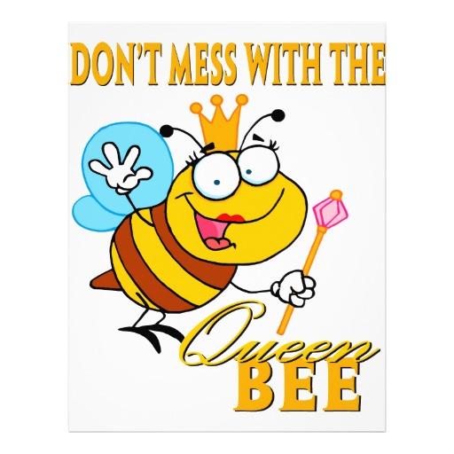 512x512 Queen Bee Clipart