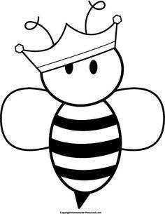236x305 The Queen Bee Worker Bee, Queen Bees And Bees