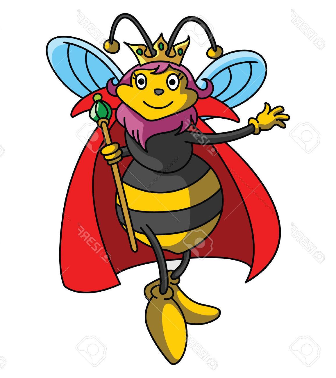 1156x1300 Best Queen Bee Stock Vector Image