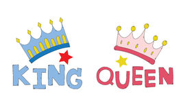 267x160 King And Queen Crown Clip Art