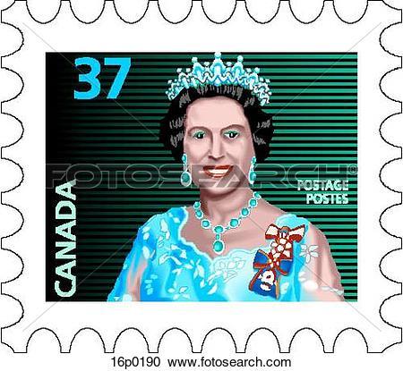 450x415 Art Queen Elizabeth Ii Clipart