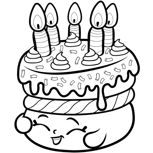 650x650 Cupcake Queen Coloring Pages 7 Nice Coloring Pages For Kids