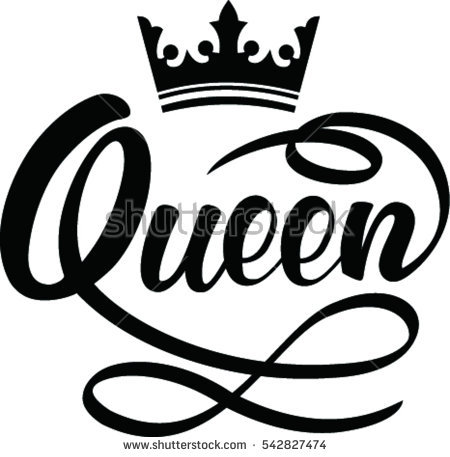 Queen Crown Black And White Free Download On Clipartmag