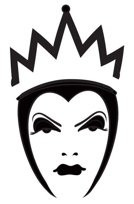 455x693 Evil Queen Crown Clipart