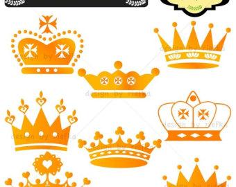 340x270 Crown Clipart Golden Princess