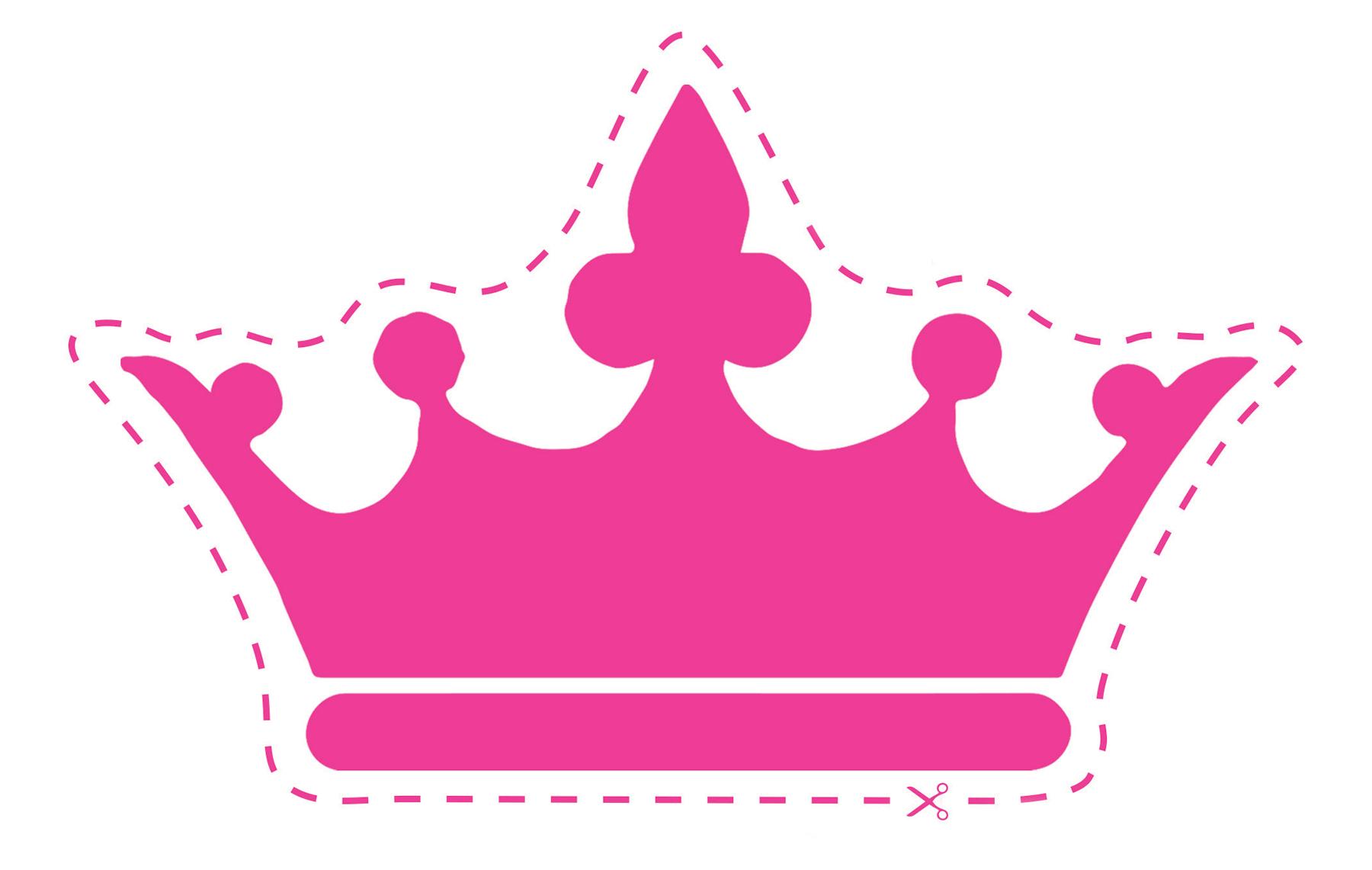 1800x1141 Pink Queen Crown Clipart