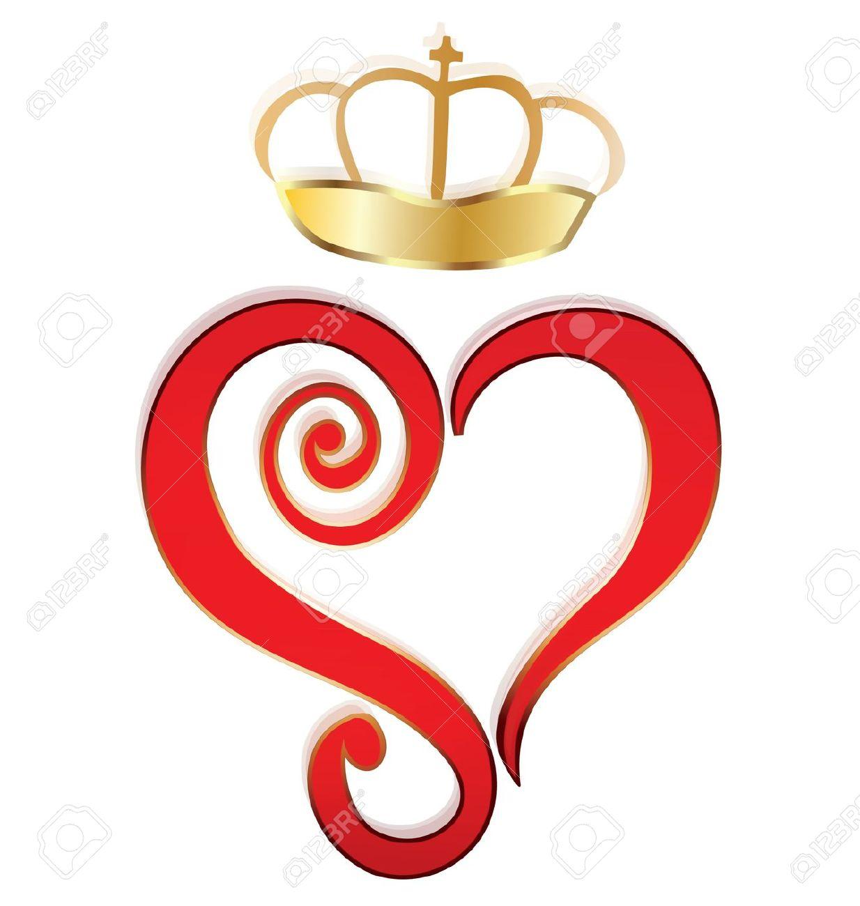 1234x1300 Queen Of Hearts Crown Clipart