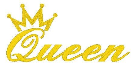 436x231 Word Clipart Queen