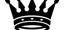 272x125 Free Clip Art Of King Crown Clipart