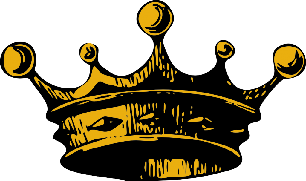1024x606 Clip Art Queen Crown And King Queen
