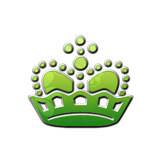 320x320 Queen Crown (Crowns) Icon