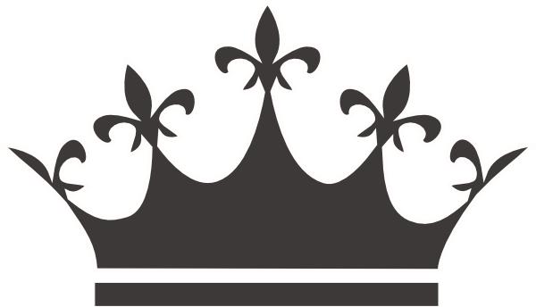 600x344 Queen Crown Clip Art