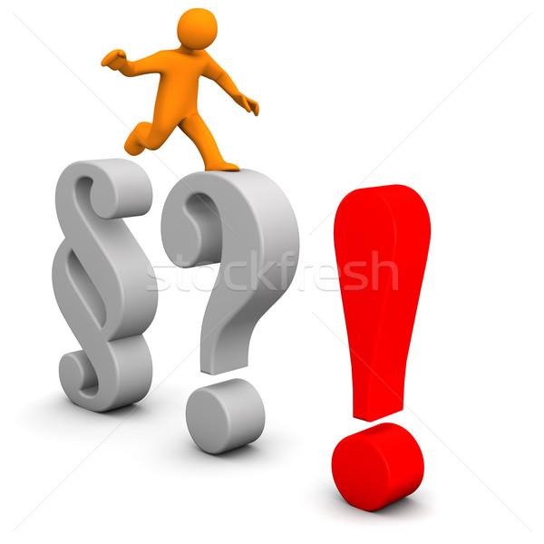 600x600 Paragraph Question Answer Stock Photo Limbi007 ( 5367200