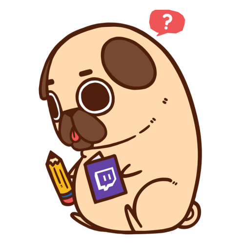500x500 A Puglie Twitch Channel Tell Me Your Poots!what Would You Want