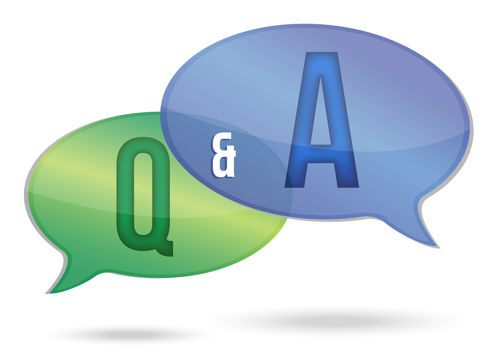 2039x1471 Question And Answer Clipart