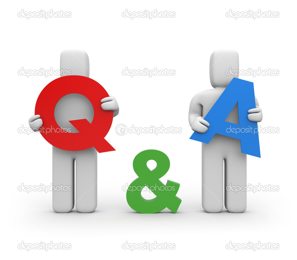 1024x896 Question And Answer Clipart