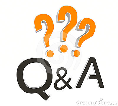 400x360 Question And Answer Clipart
