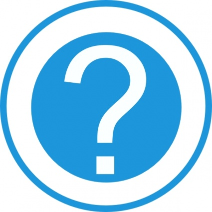 425x425 Question Time Clipart