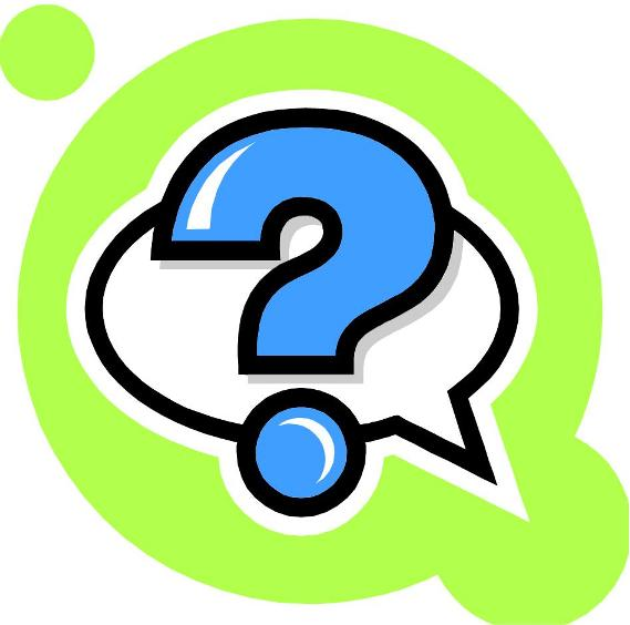 569x564 Answer Question Clipart