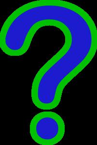 201x299 Question Mark Clip Art