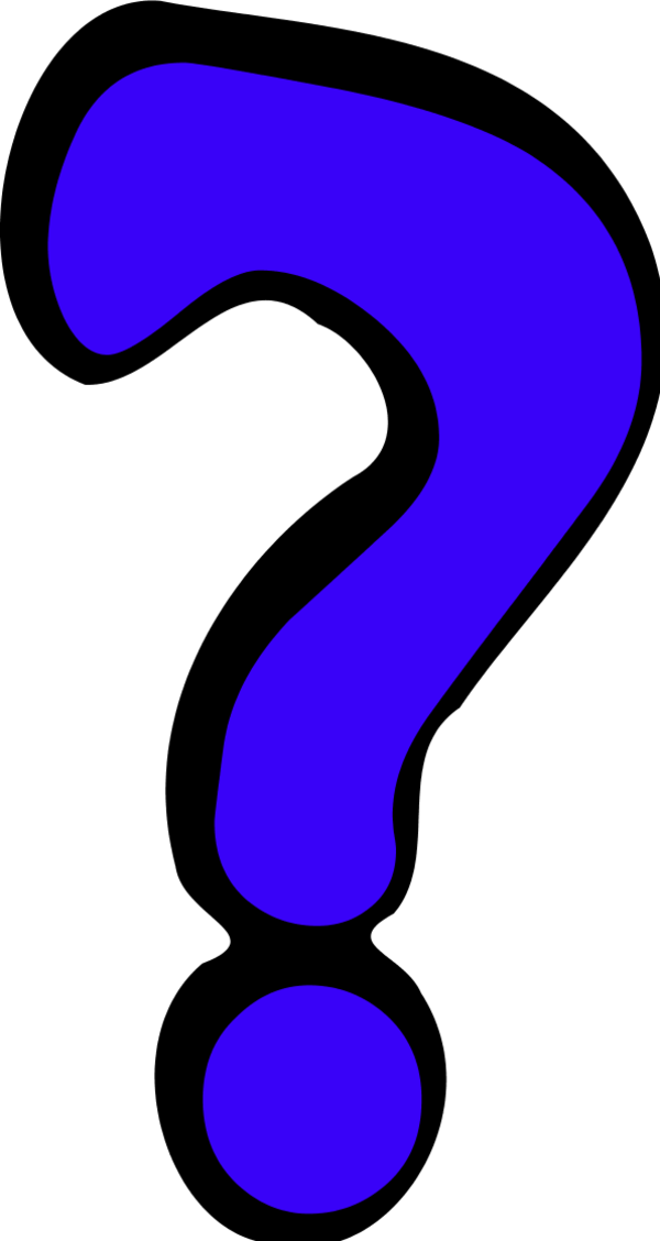 600x1128 Question Mark Clip Art Free Clipart Images 3 2