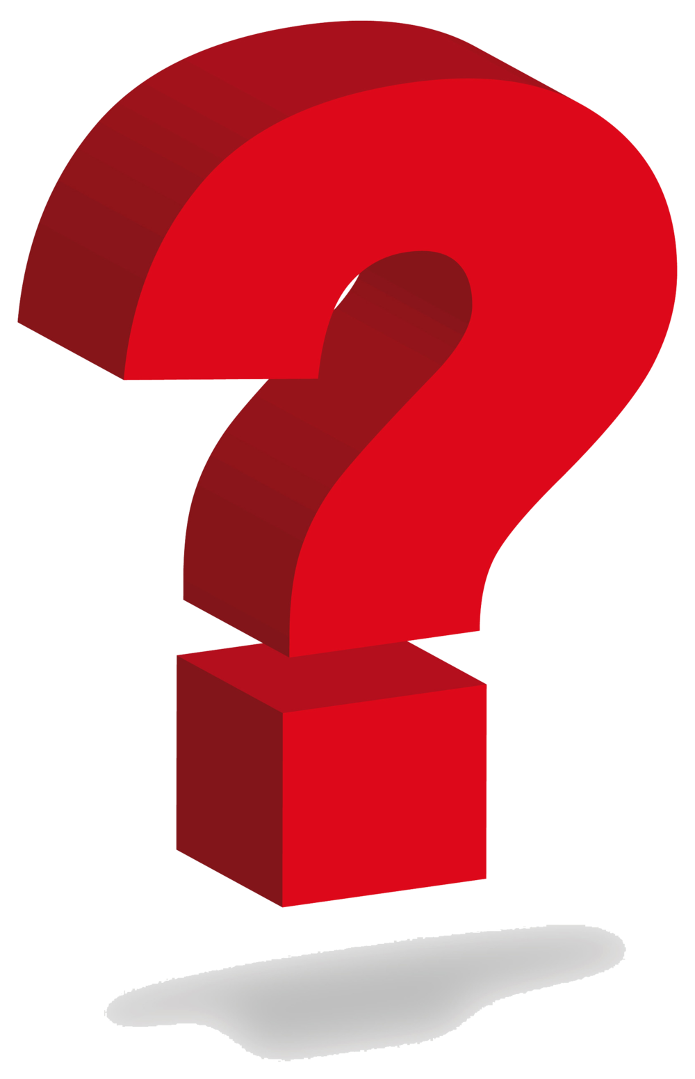 1000x1551 Large Question Mark Clipart